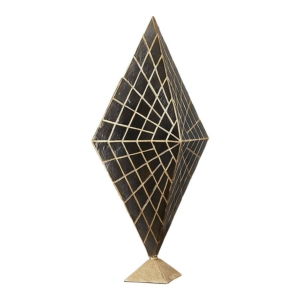 Solace Capiz Table Lamp